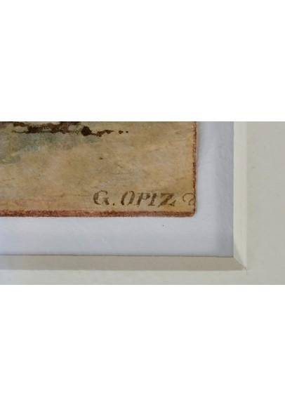Опиц Георг Эммануэль (1775-1841)