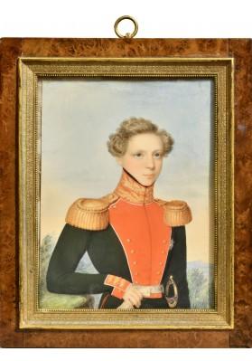 «Портрет Принца Петра Георгиевича Ольденбургского (1812-1881)»