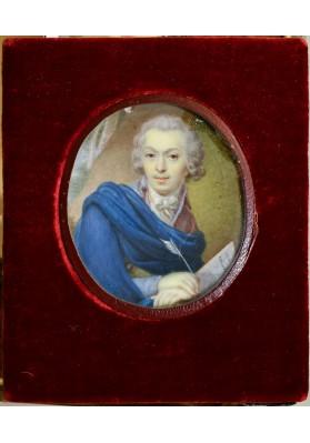 «Портрет Василия Васильевича Капниста (1758-1823)»