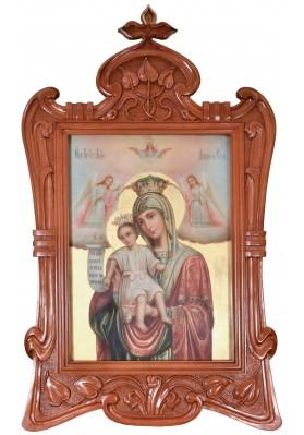 Икона Божией Матери «Достойно есть» (или «Милующая»