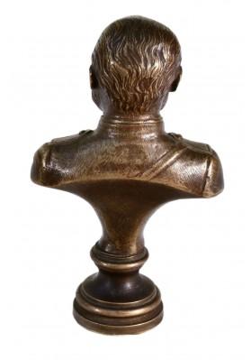 Печатка с бюстом императора Александра III