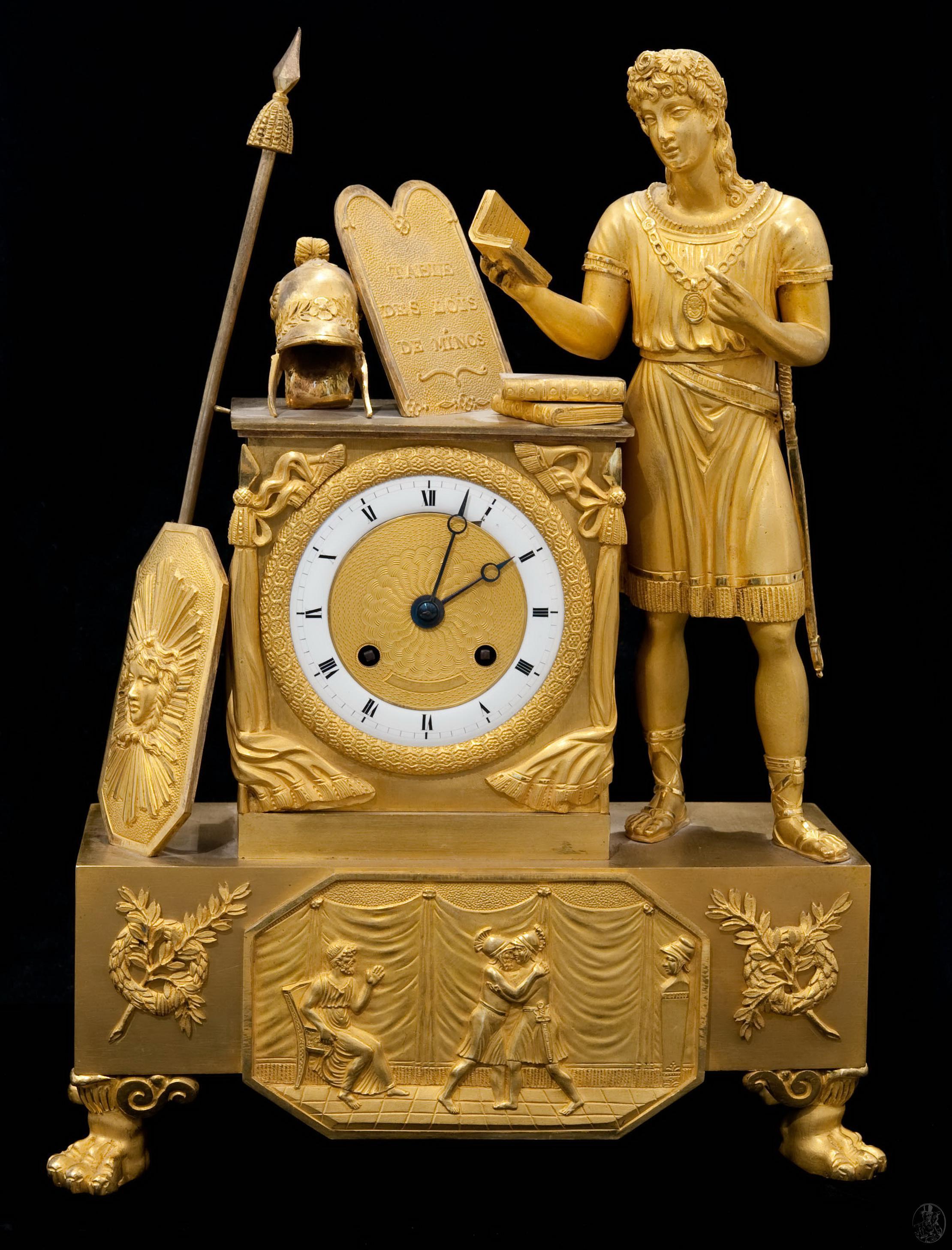 Часы александр великий купить второй час боулинга в подарок