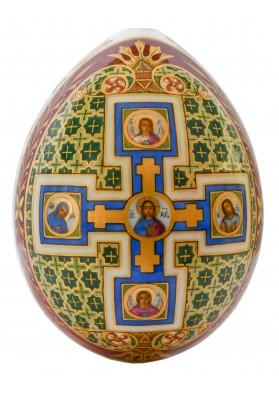 Чириков Осип Семёнович. Яйцо-пасхальное «Рождество Христово».
