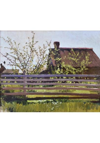Дубовской Николай Никанорович (1859-1918) «Весна».