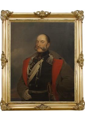 «Портрет генерал-майора М.М. Голицына (1793-1856)»