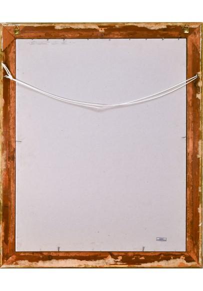 """Головин Александр Яковлевич (1863-1930). Эскиз костюма Ф.И. Шаляпина к прологу оперы Р. Леонкавалло """"Паяцы""""."""