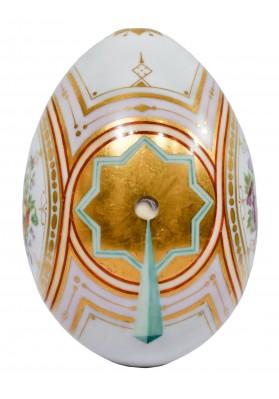 Яйцо пасхальное «Розы и мак»