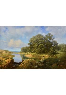 Львов Фёдор Фёдорович (1819-1895). «Рыбачки».