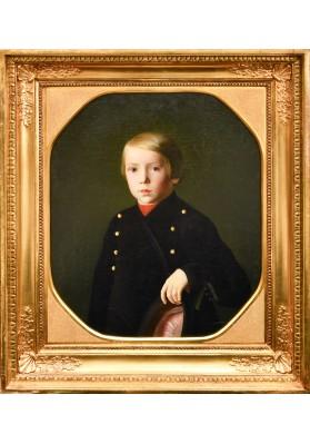 «Портрет мальчика»  1840-е