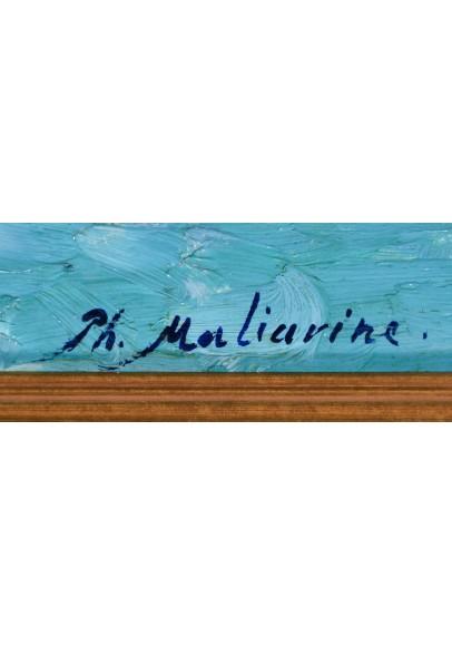 Малявин Филипп Андреевич (1869 —1940) «Море».