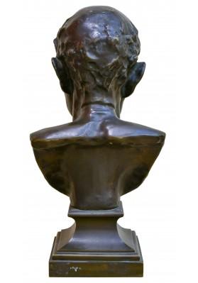 Антокольский Марк Матвеевич (1843-1902). «Мефистофель».
