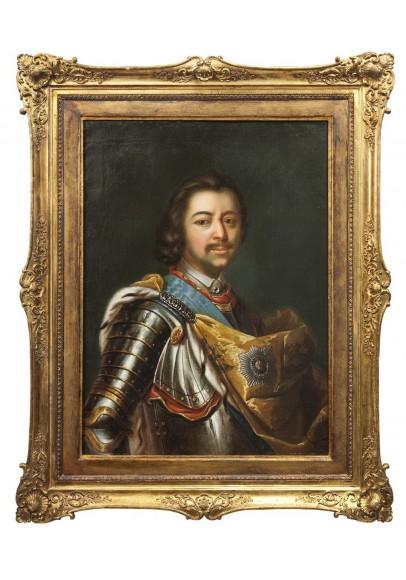 Тип Жана Марка Натье (1685-1766)