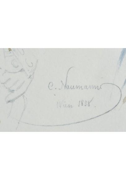 Науман Карл Фридрих (1797-1873).  «Портрет Графа Константина Петровича Сухтелина (1790 — 1858)».