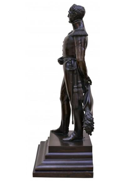 Граф Альфред Гийом Габриэль д'Орсе (1801-1852).  «Николай Первый».