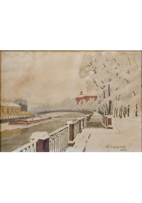 Остроумова-Лебедева Анна Петровна (1871-1955)