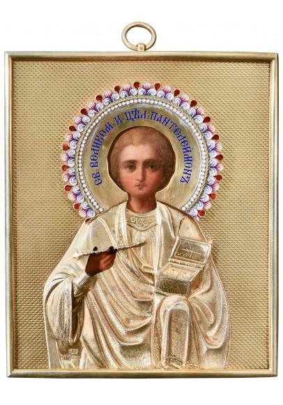 Икона «Св. Пантелеймон»