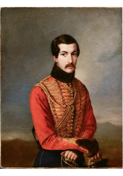 «Портрет Алексея Аркадьевича Столыпина (1816-1858)»