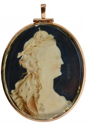 Огюстен (Августин) де Сент-Обен (1736-1807)